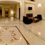 Холл отеля Александрия