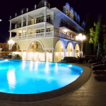 Майские праздники в Крыму в отеле Александрия
