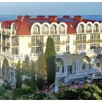 Отдых в Крыму отель Александрия