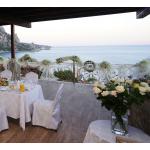 Проведение свадеб в Крыму с видом на море