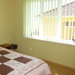 Спальня в трехкомнатном люксе