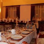 Организация банкетов в ресторане отеля Александрия