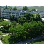корпус отеля (вид сверху)